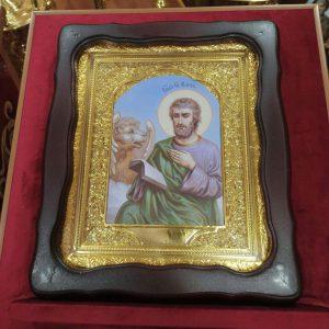 Икона Марк Евангелист