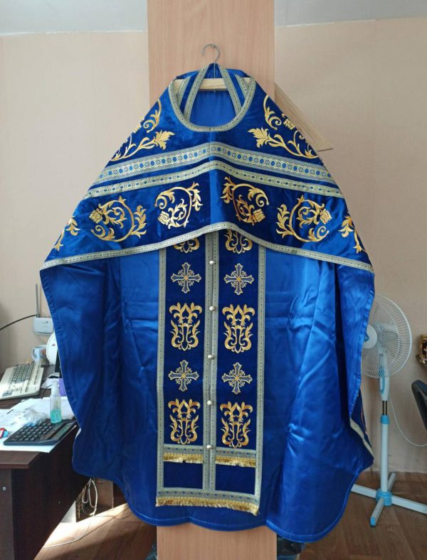 Облачение для священника на габардине (цвет разный)