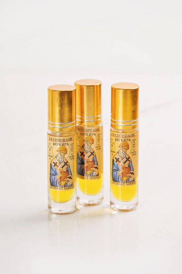 освященное на мощах св. Спиридона Тримифунтского