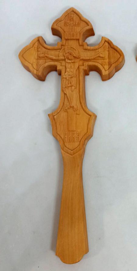 Резной Крест в руку