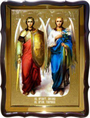 Икона Ангелов Михаила и Гавриила