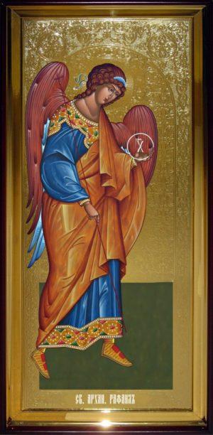 Икону купить Рафаила Архангела для храма