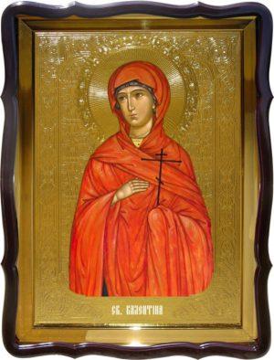 Православная Икона Святой  Валентины заказать