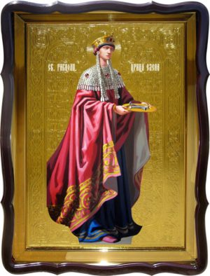 Церковная икона Святой  Елены ростовая