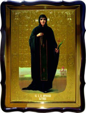 Икона Святой  Параскевы Пятницы (ростовая)