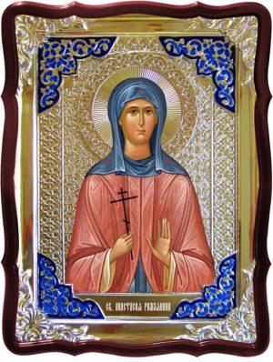 Икона в ризе - Святая мученица Анастасия Римлянина в православном магазине