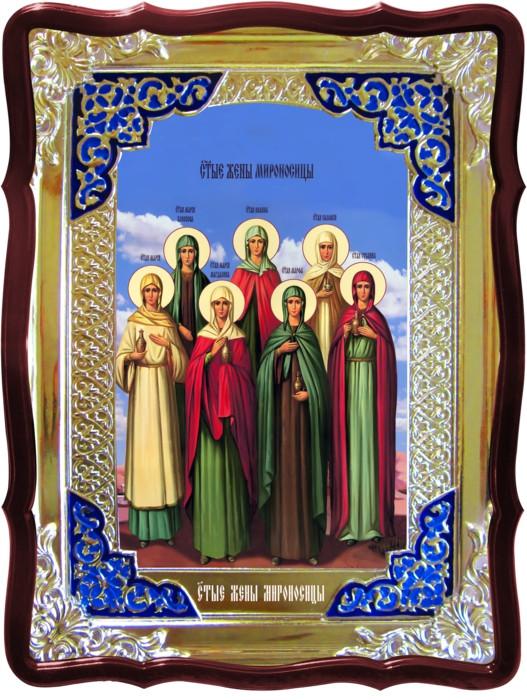 Икона в ризе - Жены Мироносицы в православном интернет магазине