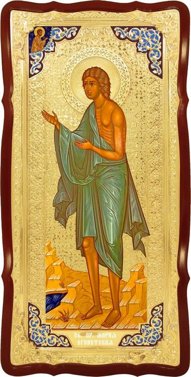 Храмовая икона в ризе Святая Мария Египетская в православном магазине