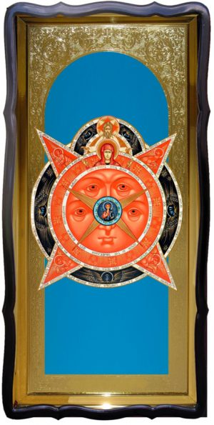 Икона Всевидящее Око Божие для храма