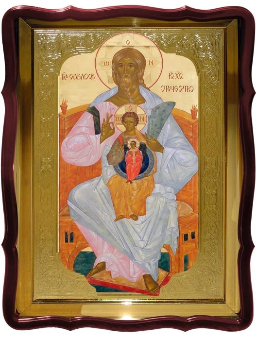 Икона с изображением Иисуса Христа - Отечество