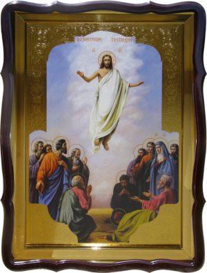 Православная икона Вознесение Господне