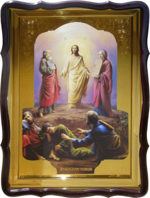 Православная икона Преображение Господне