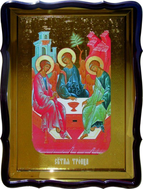 Иконы православной церкви: Св. Троица (старозаветная)