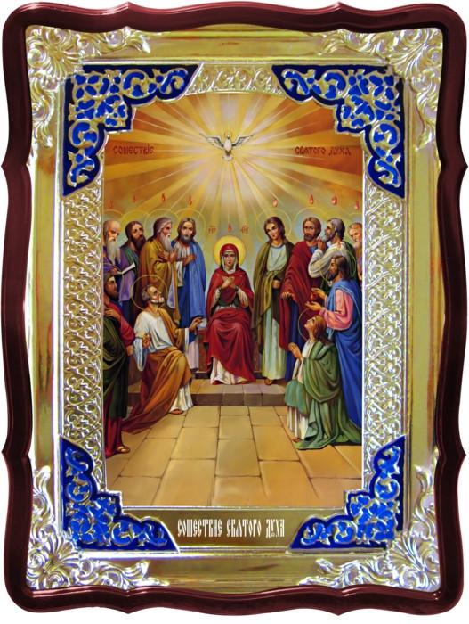 Икона для православного храма Сошествие Святого Духа
