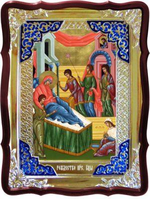 Магазин икон предлагает икону Рождество Пресвятой Богородицы