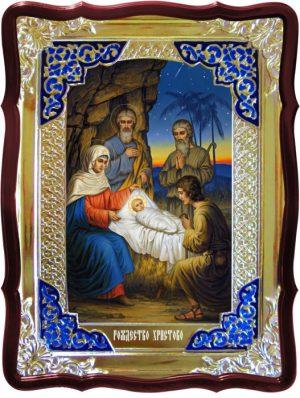 Иконы православной церкви: Рождество Христово (рост)