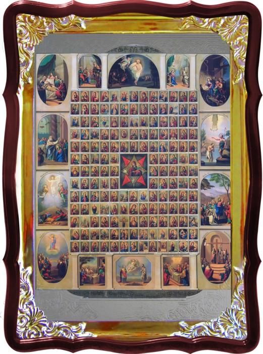 Магазин икон предлагает икону Собор Богородицы