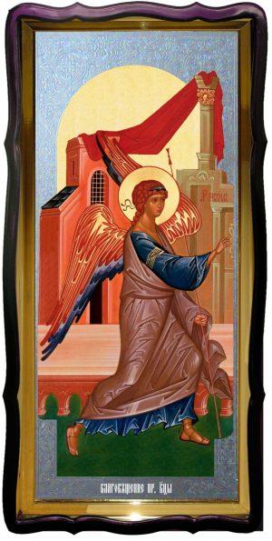 Православная икона Благовещение