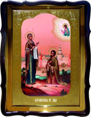 Православные иконы - Боголюбская Пресвятой Богородицы