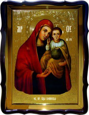 Православная икона  Боянская Пресвятой Богородицы
