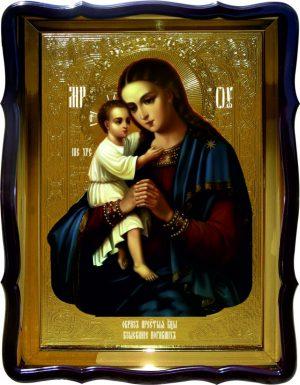 Храмовая икона Взыскание Погибших Пресвятой Богородицы