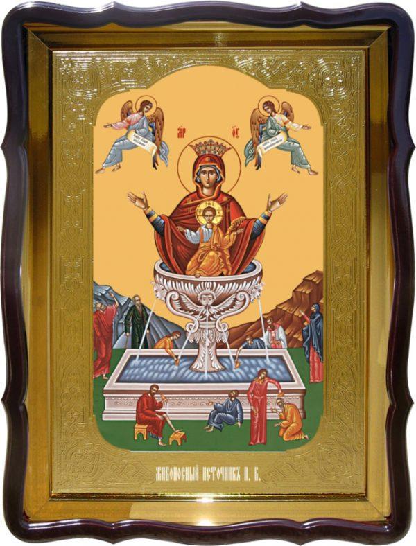 Икона в интернет магазине Живоносный Источник Пресвятой Богородицы