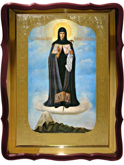 Икона Божией Матери -  Игуменья Горы Афонской