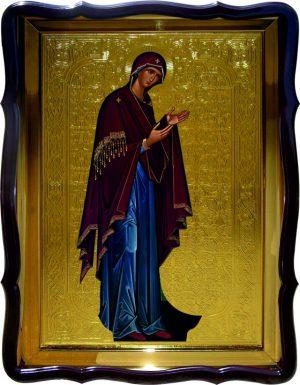 Икона в интернет магазине Пресвятой Богородицы Деисус