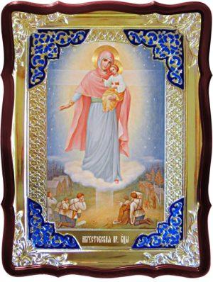 Православная икона на заказ Августовская Пресвятой Богородицы