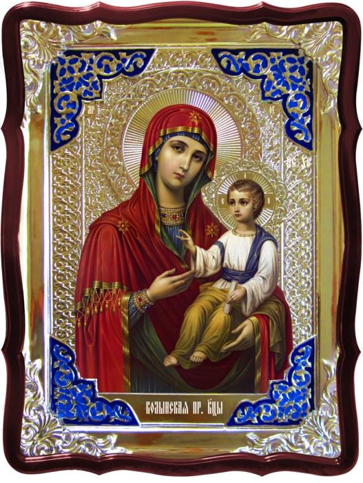 Храмовая икона Волынская Пресвятой Богородицы