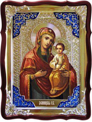 Храмовая икона Домницкая Пресвятой Богородицы