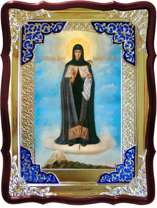 Православная икона Божией Матери Игуменья Святой Горы Афон