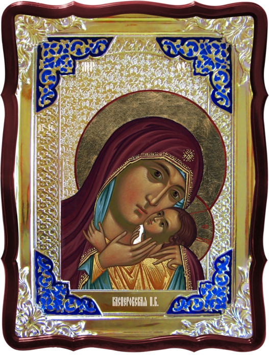 Православная икона на заказ Касперовская Пресвятой Богородицы