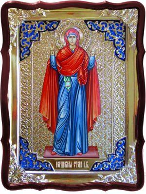 Икона в лавке -  Нерушимая стена Пресвятой Богородицы