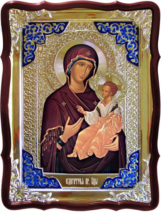Храмовая икона Одигитрия Пресвятой Богородицы