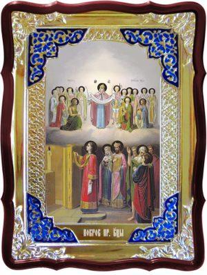Икона в интернет магазине Покров Пресвятой Богородицы 4