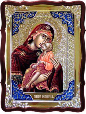 Икона в интернет магазине Сладкое лобзание Пресвятой Богородицы