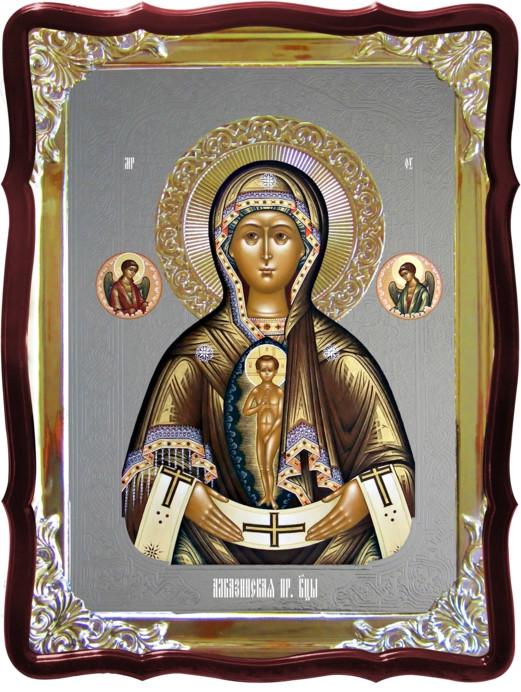Икона в лавке -  Албазинская Пресвятой Богородицы