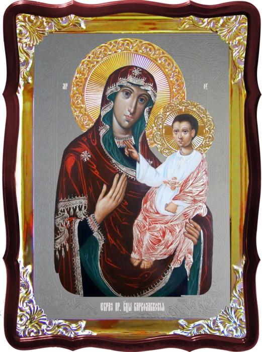 Православная икона на заказ Барколабовская Пресвятой Богородицы