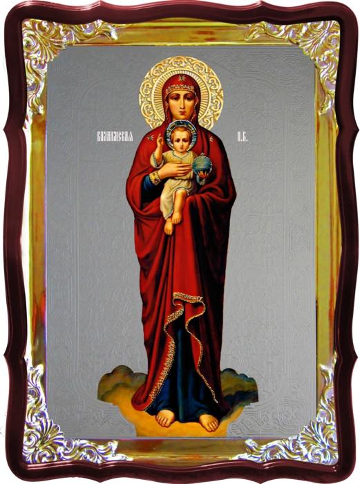 Православная икона на заказ Валаамская Пресвятой Богородицы