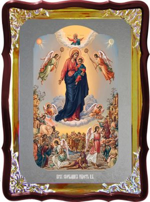 Икона в интернет магазине Всех скорбящих радость Пресвятой Богородицы