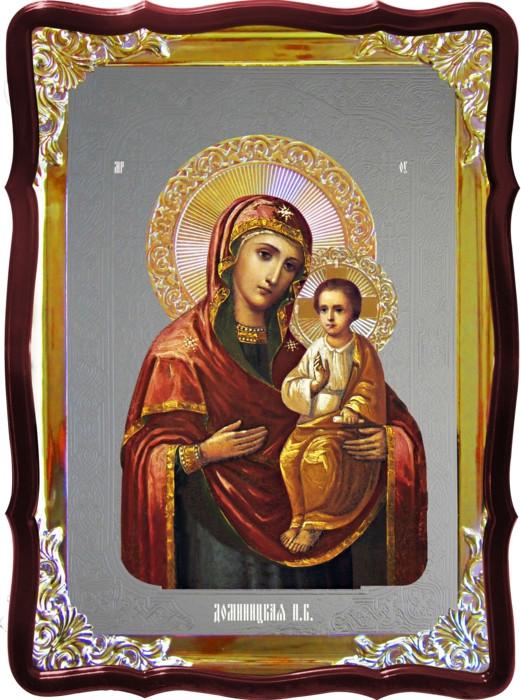 Православная икона на заказ Домницкая Пресвятой Богородицы