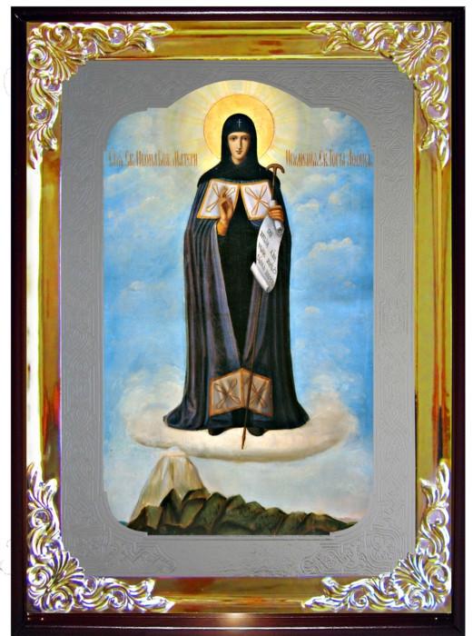 Православная икона Божией Матери Игуменья Горы Афонской
