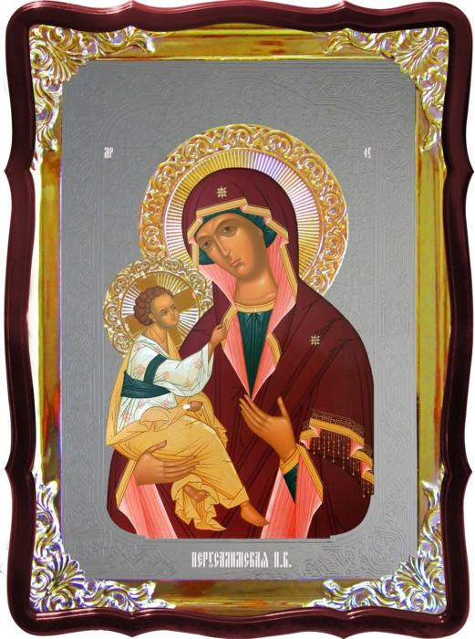 Икона в лавке -  Иерусалимская Пресвятой Богородицы