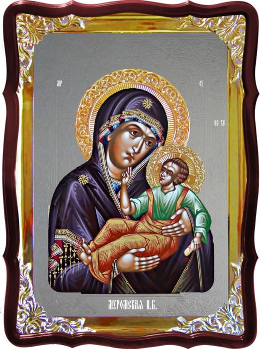 Храмовая икона Муромская Пресвятой Богородицы