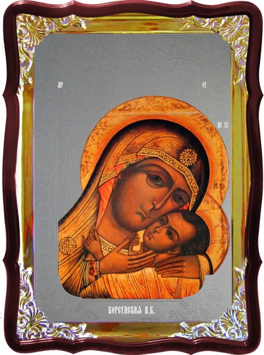 Православная икона на заказ Корсунская Пресвятой Богородицы