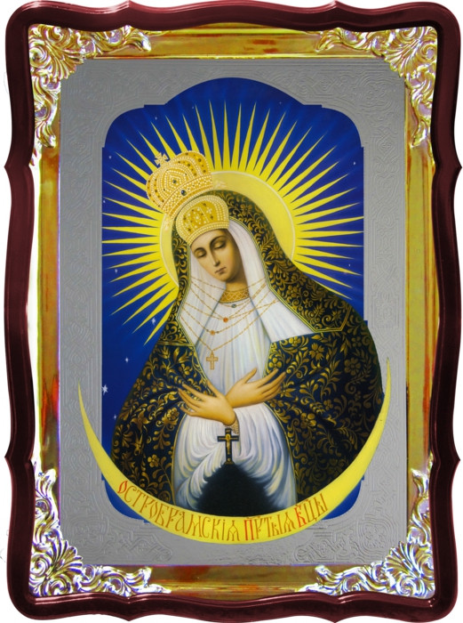 Икона в интернет магазине Остробрамская Пресвятой Богородицы