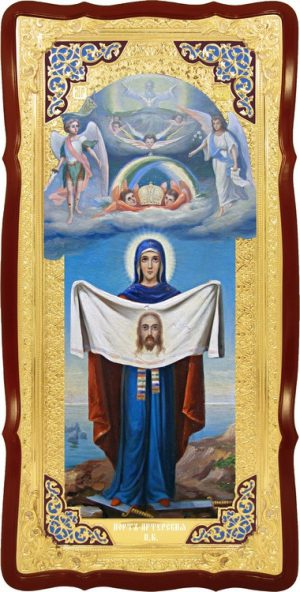 Купить икону Порт-Артурская Пресвятой Богородицы