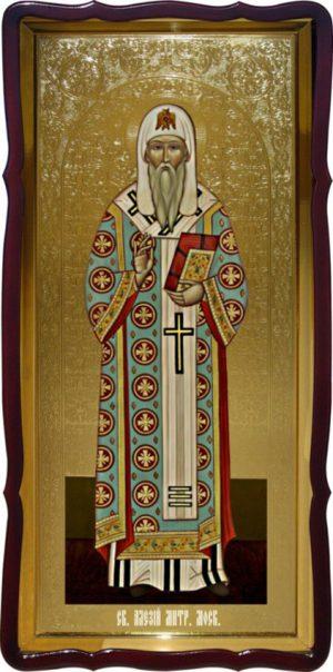 Св. Алексий Митрополит Московский в каталоге церковных икон
