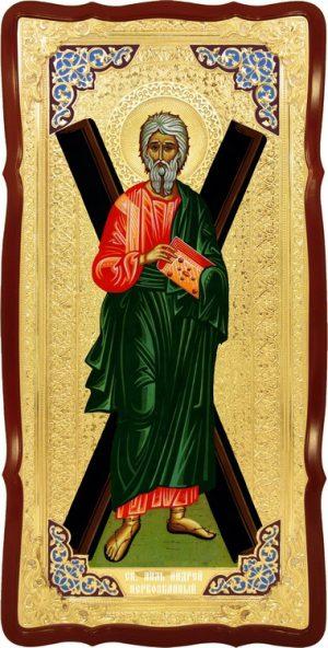 Икона для иконостаса Святой Андрей виз